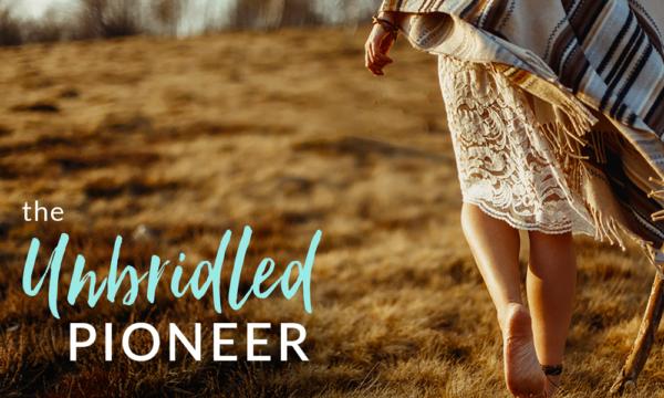 Prairie Girl Outpost Unbridled Pioneer